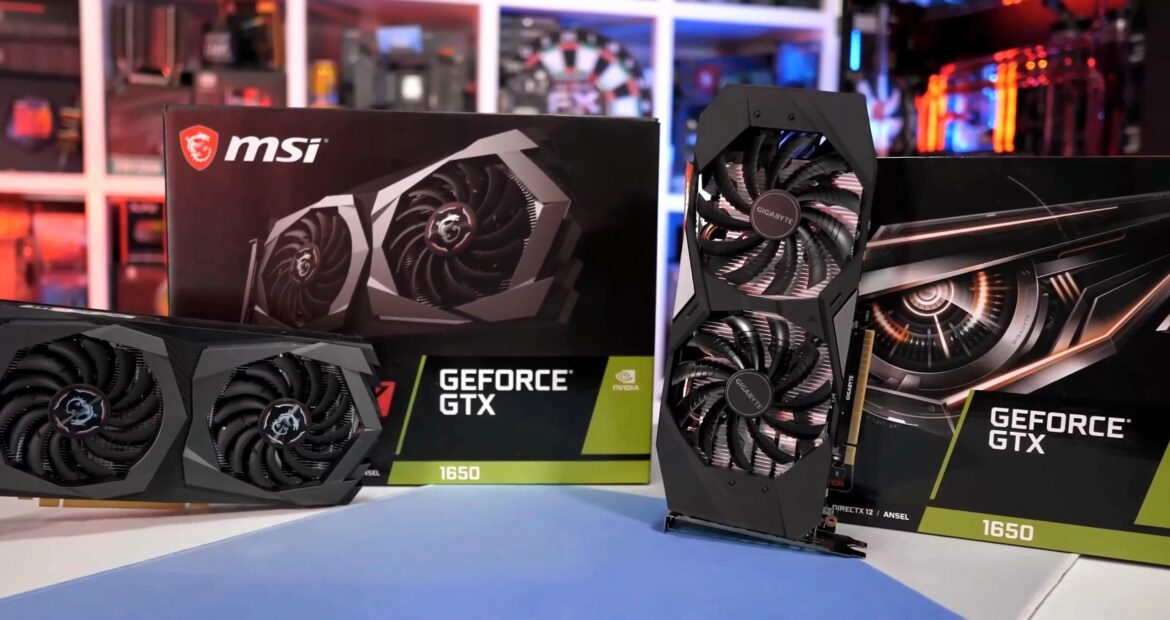 Nvidia is reportedly increasing GTX 1650 supply to the desktop market